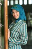 muzułmańska dziewczyna Zdjęcie Royalty Free