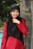 muzułmańska dziewczyna Fotografia Royalty Free