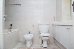 muzułmańska i standardowa toaleta zdjęcia stock