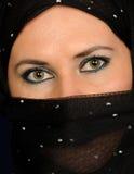 muzułmańska kobieta Zdjęcie Stock