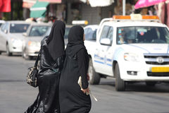 Muzułmańska kobieta Obrazy Royalty Free