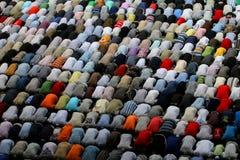 muzułmańska modlitwa zdjęcie stock