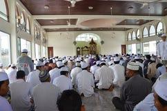 Muzułmański meczet. Obraz Stock