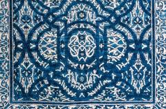 Muzułmański ornamentu dywan Obraz Stock