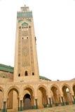 muzułmański w meczecie historia symbol Morocco Africa Zdjęcia Royalty Free