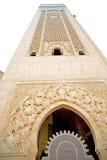 muzułmański w meczecie niebieskie niebo i historia Zdjęcia Royalty Free