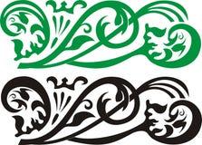 Muzułmanina wzór Obraz Royalty Free