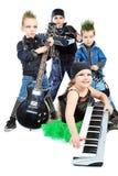 muzycy Zdjęcia Royalty Free