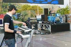 muzycy Zdjęcie Stock