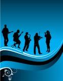 muzycy graficznych Obraz Stock