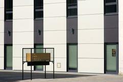 Muzyczna szkoła Mainz Obrazy Stock