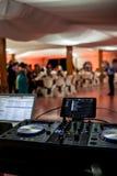 Muzyczna technologia Zdjęcie Royalty Free