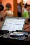 Muzyczna technologia Obrazy Stock