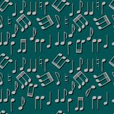 muzyczne powtórki Zdjęcie Stock