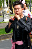 muzycznej sztuka tajlandzki tradycyjny Fotografia Stock