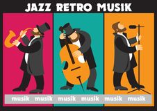 Muzyczny festiwal jazzowy Obraz Stock