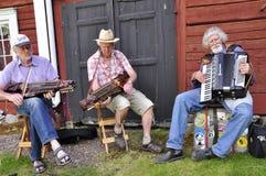 muzyczny Sweden Obraz Royalty Free