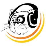 Muzyczny symbol Zdjęcie Stock