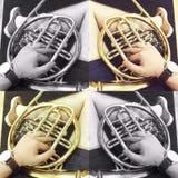 Muzyczny życie Fotografia Stock