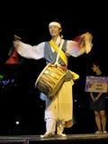 muzyków corean południe zdjęcie stock