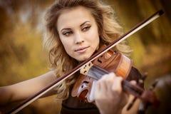 muzyk Zdjęcie Stock