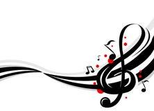 muzyk uwagi Obrazy Royalty Free