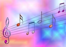 muzyk uwagi Zdjęcie Royalty Free