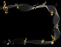 muzyk uwagi Fotografia Royalty Free