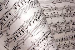 muzyk uwagi Obraz Royalty Free