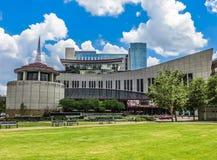 Muzyka Country hall of fame - Nashville, TN Fotografia Stock