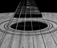 Muzyka jest miłością Fotografia Stock