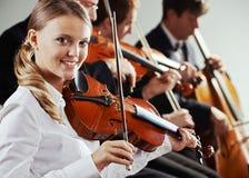 Muzyka klasyczna Obrazy Royalty Free