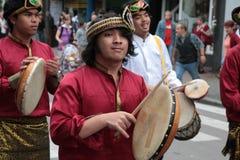 muzyka ludowa tradycyjna Obrazy Royalty Free