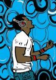 muzyka miłości ilustracja wektor