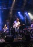 Muzyka rockowa koncert zdjęcie royalty free