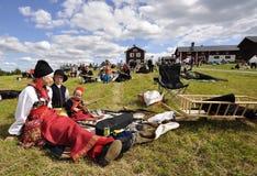 Muzyka w Szwecja Zdjęcie Stock