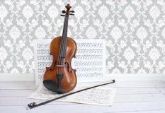 Muzykalna sztuka. Obraz Stock