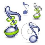 muzykalne notatki