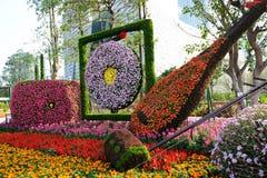 muzykalni kwiatów instrumenty Zdjęcie Stock