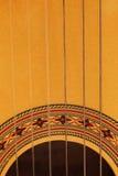 muzykalni sznurki Fotografia Stock