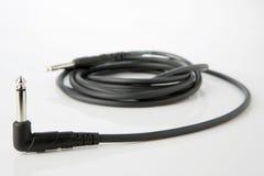 Muzykalny dźwigarka kabel obrazy stock
