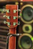 Muzykalny tło Obraz Stock