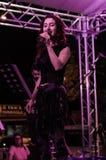 Muzyki I poezi festiwal Zdjęcie Royalty Free