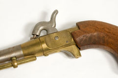 Muzzle loader pistol Stock Photos