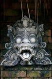 Muzzle stone demon. Stock Photo