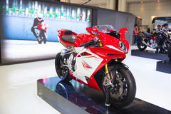 MV Agusta F4 Royalty Free Stock Photography