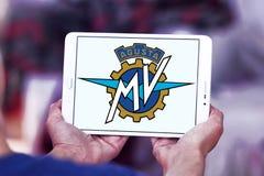 Mv agusta motocyklu logo Obraz Stock