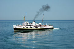 MV Balmoral Royalty Free Stock Images