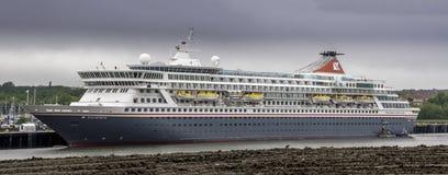 MV Balmoral Royalty Free Stock Photo