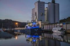 MV Eidsvaag Sirius Fotografia Stock